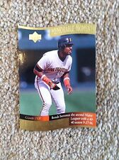 +++ BARRY BONDS 1997 UPPER DECK MM BASEBALL CARD #8 - SAN FRANCISCO GIANTS +++