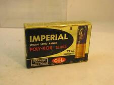IMPERIAL POLY-SKOR SLUGS 5 PACK BOX SHOT SHELL BOX