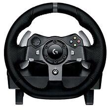Logitech G920 Racing Lenkrad Driving Force für Xbox One und PC