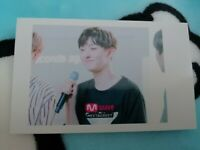 Wanna One Jisung Mwave Photocard Rare Kpop