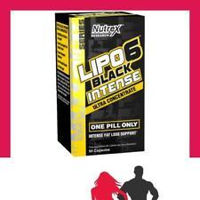 Nutrex - Lipo-6 Black Intense Ultra Concentrate - 60 caps