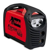 Saldatrice Inverter Professionale Telwin Force 165 185853 Dimensioni ridotti