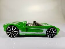 Hot Wheels Ford GTX1 Green 2013 Multipack Exclusive LOOSE READ