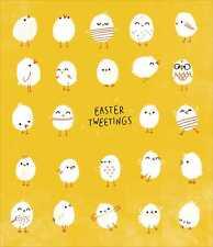 Easter Tweetings Cute Greeting Card Happy Easter Greetings Cards