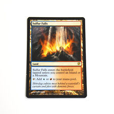 MTG SULFUR FALLS Innistrad (LP) Rare English Normal