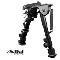 "Height Adjustable 6.5""-9"" Bipod Fits Mossberg Patriot Browning X-Bolt Tikka T3"