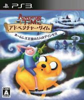 USED PS3 Adventure Time NameLess Kingdom Of Three Princess