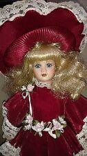 "Vintage Seymour Mann Connoisser Collection 18"" Porcelain Doll"