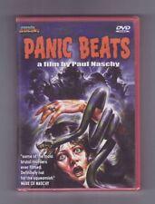 (DVD) Panics Beats / Paul Naschy / Mondo Macabro / NEW