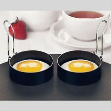 Amco Houseworks Round Egg Rings - Set of 2