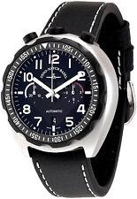 Zeno nuovi Bullhead Cronografo Automatico Valjoux 7753