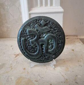 Ohm Buddhism plaque (Handmade)