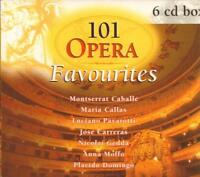 Various Classical(6CD Album Box Set)101 Opera Favourites-New
