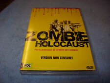ZOMBIE HOLOCAUST - NON CENSORED VERSION-  DVD