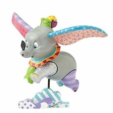 Disney Britto Dumbo Flying Figurine Ornament Collectable