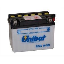 Batteria UNIBAT Cb4lb-sm per Benelli 491 K2 491