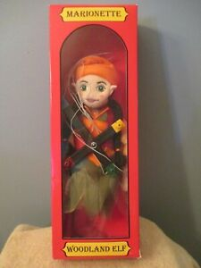 The Puppet Company, Woodland Elf Marionette