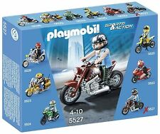 Playmobil Sports & Action 5527 - Muscle Bike Motorrad NEU