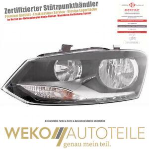 VW Polo 6R 2009-2017 Avant Projecteur Siège Titulaire Partie Inférieure Droite O//S DRIVER