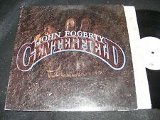 JOHN FOGERTY Centerfield Classic Roots Rock CREEDENCE Clearwater VANZ 1985 LP