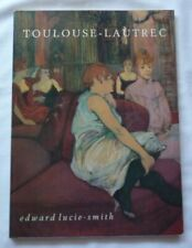 Toulouse-Lautrec (Phaidon Colour Library) By EDWARD LUCIE-SMITH. 9780714822679