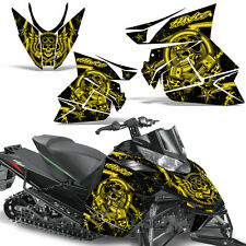 Arctic Cat Sno Pro 500 Sled Wrap Snowmobile Decal Graphics Kit 2012-2016 HAVOC Y