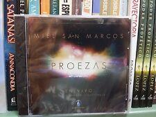 Proezas: En Vivo by Miel San Marcos  CD