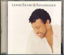 LIONEL RICHIE - renaissance  CD 2000