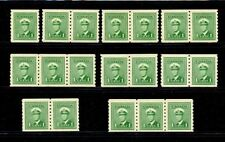 Royalty Mint Canadian Stamps