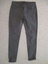 James Jeans Twiggy Army green Skinny jeans Size 27