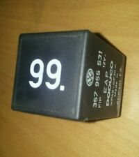 Prog Wischerrelais Intervall Relais Nr. 99 VW Golf T4 Polo Passat 35i 357955531