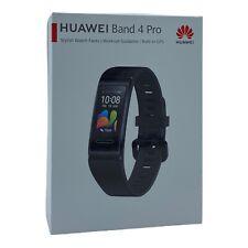 HUAWEI Band 4 PRO AMOLED Smart Watch GPS Fitness Tracker Armband Uhr BRANDNEU