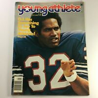 VTG Young Athlete Magazine September October 1976 #7 O. J. Simpson, Newsstand