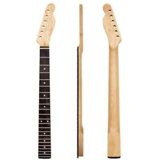 Matt Electric Guitar Neck 22 Frets Fretboard For TL Replacement Parts