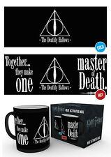 MGH0037 Harry Potter e i doni della morte Tazza da caffè Il Calore Cambia Design GBeye