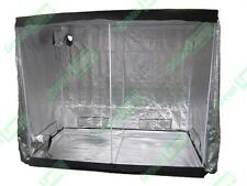 90cm x 60cm x 60cm 600D Silver Mylar Propogation Grow Tent Bud Box Hydroponics