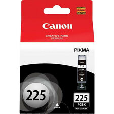 Genuine Canon PGI-225 black ink MG8220 MG8120 MG6220 MG6120 MG5320 MG5220 PGI225