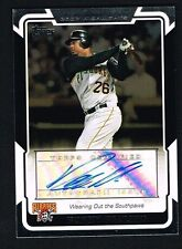 Ronny Paulino signed autograph 2008 Topps Highlights Wearing Out The Southpaw