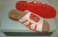AVANTI Leslie Sport Strap Sandal Red  9(40) $119NIB