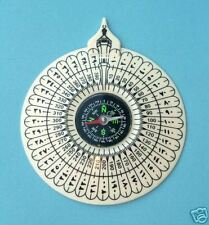 Prayer Compass Muslim Islam Mecca Travel Makkah Qiblah