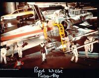 PETER ROY as a Rebel Engineer - Star Wars GENUINE AUTOGRAPH UACC (Ref:2473)