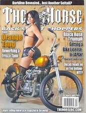 THE HORSE BACKSTREET CHOPPERS No.107 (New Copy) *Free Post To USA,Canada,EU