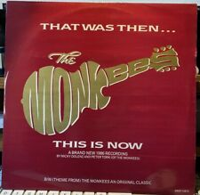 "The Monkees - That Was Then, This Is Now (12"" Single 1986) EX"