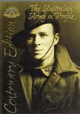 Australian Army in Profile 2000 edited by Gavin Fry & Michelle McDonald