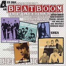 Beat Boom - 4 CD - Import Box Set - NEW SEALED