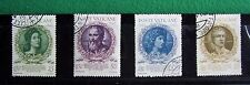 Vatican stamps (1944): full set; used, hinged: Accademia dei virtuosi al Panteon