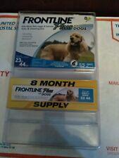Frontline for Medium Dog flea & tick treatment 8 Doses