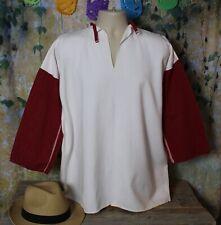 Traditional Men's Shirt Handwoven Tunic San Andreas Larrainzar Chiapas