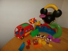 Mickey Mouse Clubhouse Fly N Slide Camper Minnie Mouse Plane LOT
