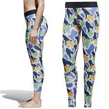 420c75a212ca3 nwt~Adidas NERD TECHFIT TIGHT Yoga camo Running Pant legging yoga gym~Women  sz